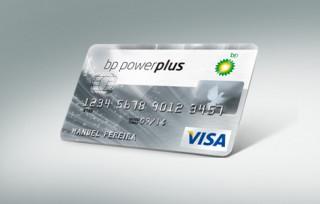 Cartão BP PowerPlus